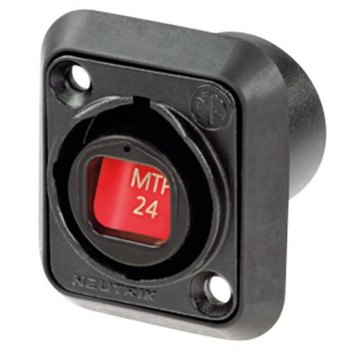 Neutrik NO24FDW-A OpticalCon MTP 24 Fiber Chassis Connector