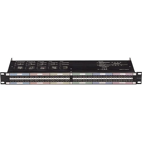 Neutrik NPPA-TT-E90 96 Bantam (TT) Termination Patch Panel