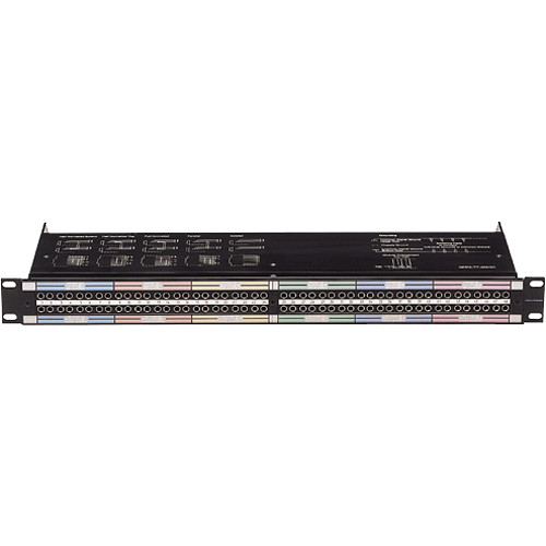 Neutrik NPPA-TT-HNT 96 Bantam (TT) Termination Patch Panel