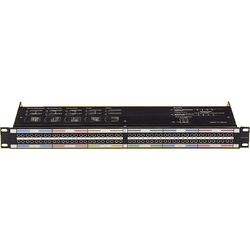 Neutrik NPPA-TT-S-P 96 Bantam (TT) Termination Patch Panel
