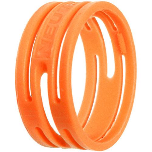 Neutrik Color Coding Ring for etherCon Connectors (100-Pack, Orange)