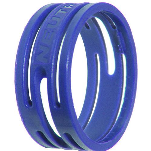 Neutrik Color Coding Ring for etherCon Connectors (100-Pack, Blue)