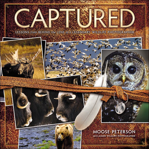 New Riders E-Book: Captured: Lessons from Behind the Lens of a Legendary Wildlife Photographer (First Edition)