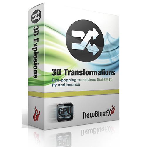 NewBlueFX 3D Transformation