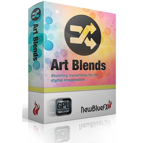 NewBlueFX Art Blends