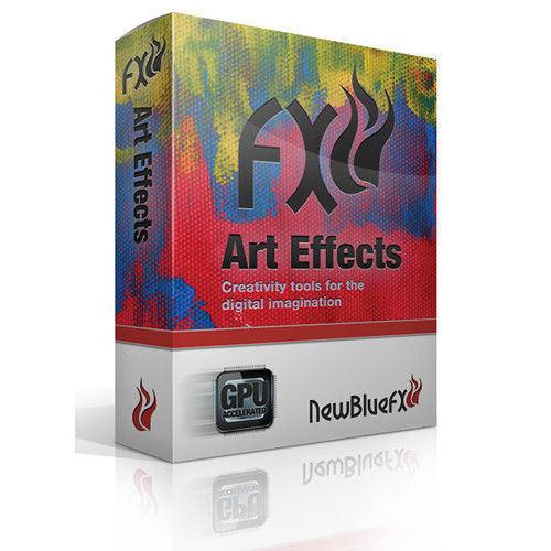 NewBlueFX Art Effects