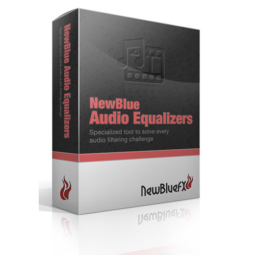 NewBlueFX Audio Equalizers