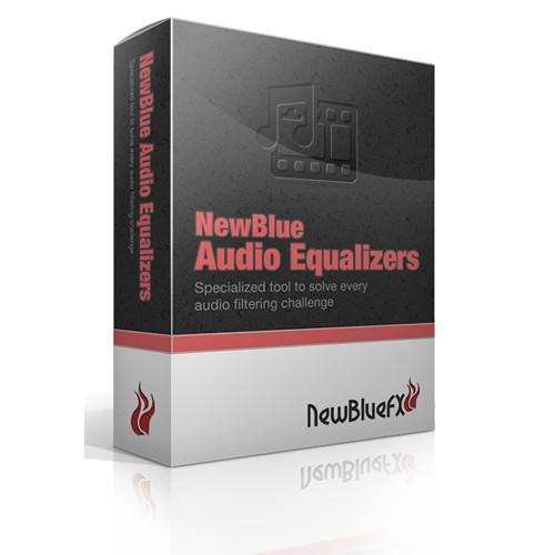 NewBlueFX Audio Equalizers