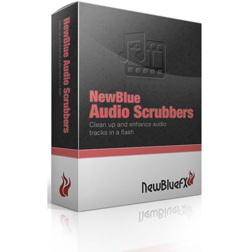 NewBlueFX Audio Scrubbers