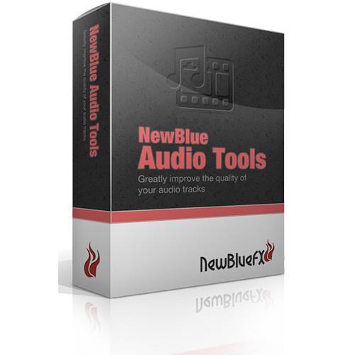 NewBlueFX Audio Tools