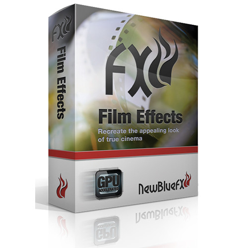 NewBlueFX Film Effects