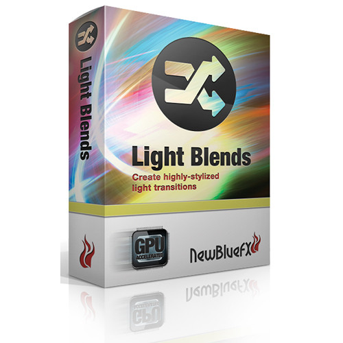 NewBlueFX Light Blends