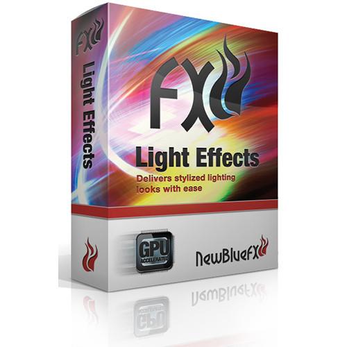 NewBlueFX Light Effects