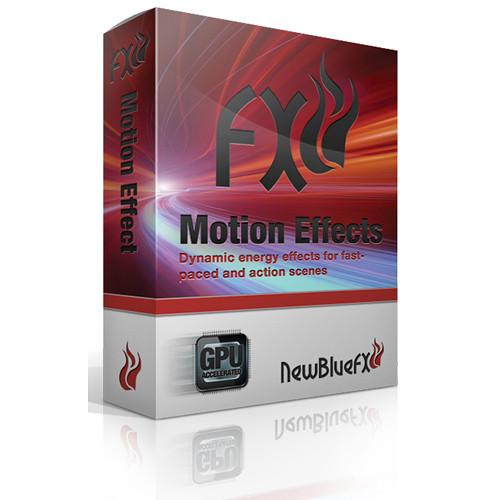 NewBlueFX Motion Effects