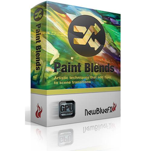 NewBlueFX Paint Blends