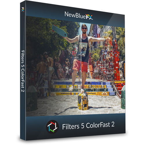 NewBlueFX ColorFast 2 (Download, Mac/Windows)