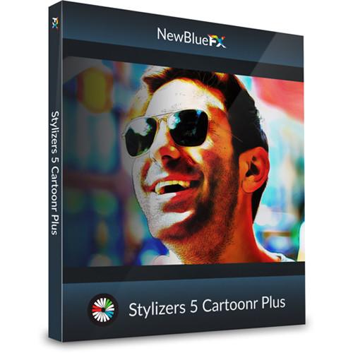 NewBlueFX Cartoonr Plus (Download)