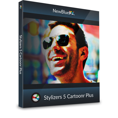 NewBlueFX Cartoonr Plus (Download, Promotional)