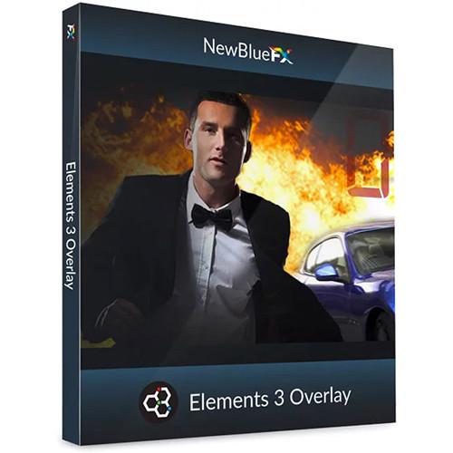 NewBlueFX Elements 5 Overlay