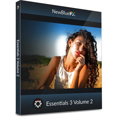NewBlueFX Essentials 3 Vol. 2