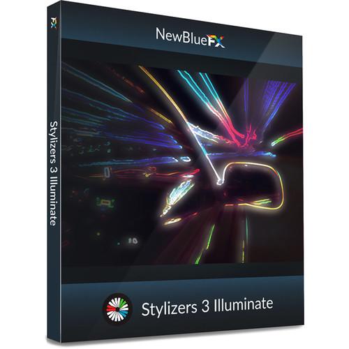 NewBlueFX Stylizers 3 Illuminate (Download)