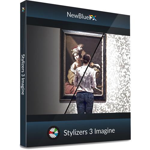 NewBlueFX Stylizers 3 Imagine
