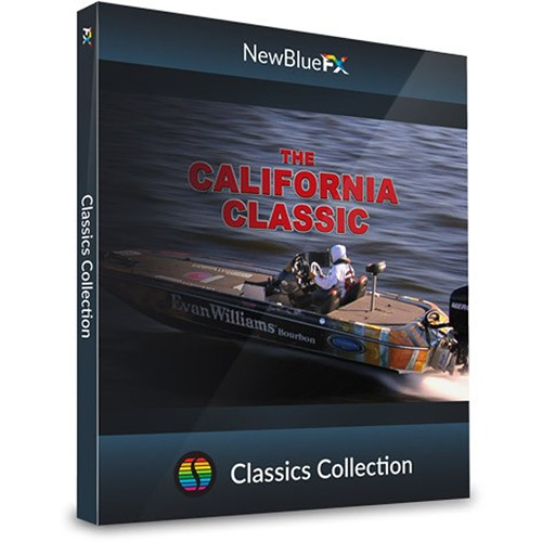 NewBlueFX Classics Main-Title Template Collection (Download)