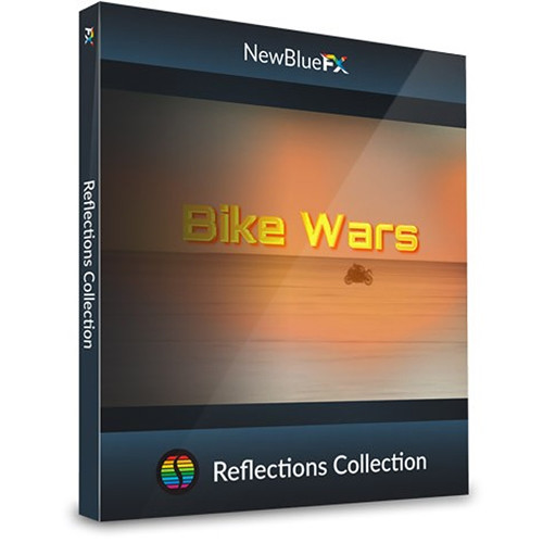 NewBlueFX Reflections Main-Title Template Collection (Download)