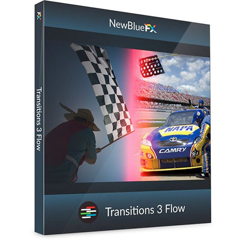 NewBlueFX Transitions 3 Flow (Download)
