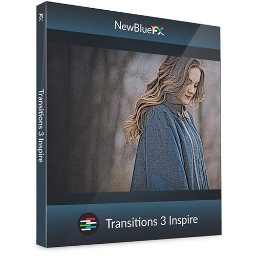 NewBlueFX Transitions 3 Inspire (Download)