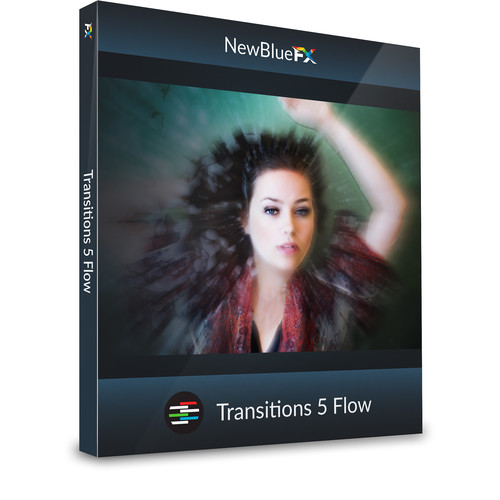 NewBlueFX Transitions 5 Flow (Download)