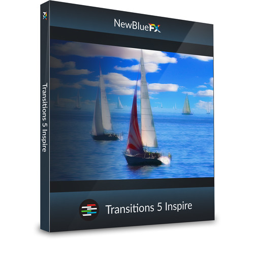 NewBlueFX Transitions 5 Inspire (Download)