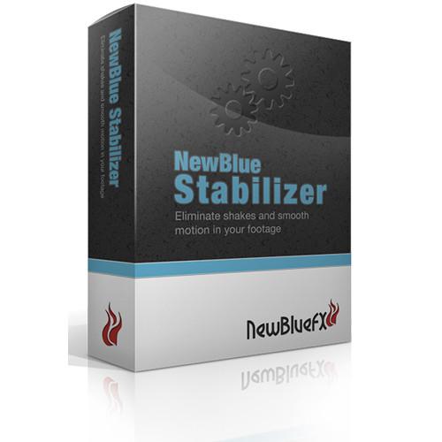 NewBlueFX Stabilizer