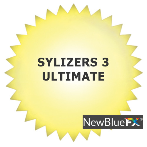 NewBlueFX Stylizers 3 Ultimate (Download)
