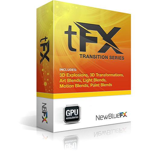 NewBlueFX TFX Transitions Series Bundle
