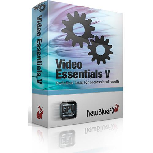 NewBlueFX Video Essentials V