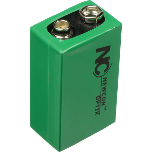 Newcon Optik Lithium Non-Magnetic Battery (9v)