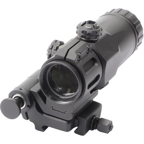 Newcon Optik HDS 3x Lens Riflescope Magnifier
