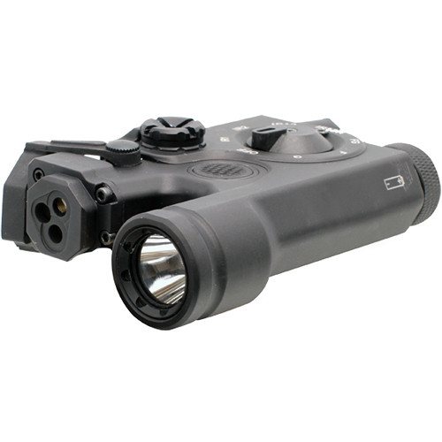 Newcon Optik LAM 4G Visible and Infrared Laser Aiming Device with LED Flashlight