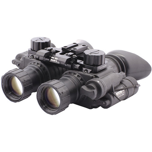 Newcon Optik NVS 15-3AG Gen-3 Auto-Gated Dual Tube Night Vision Goggle