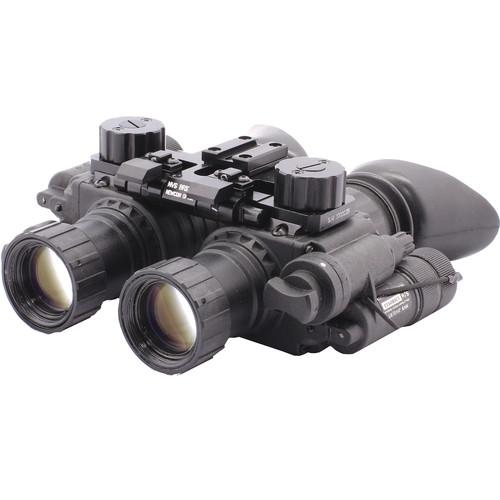 Newcon Optik NVS-15 Autogated 3rd Gen NVD Binocular with a Headgear