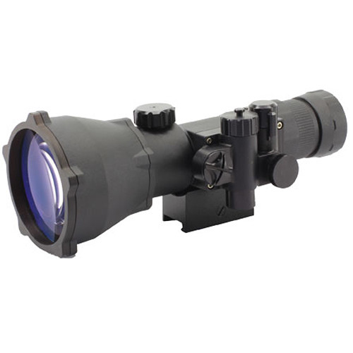 Newcon Optik NVS 27M 1x 3rd Generation Compact Night Vision Clip-On