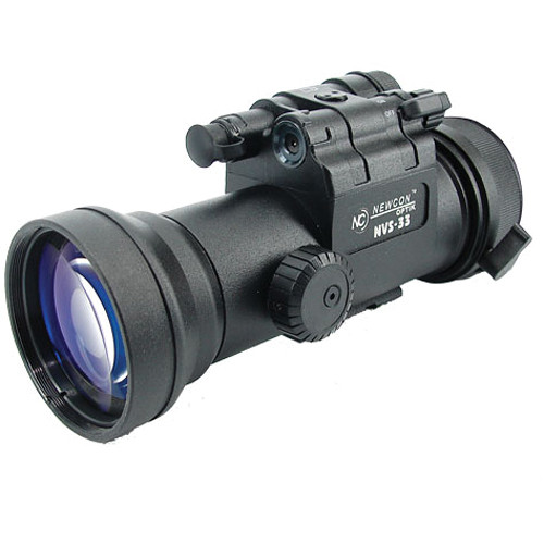 Newcon Optik NVS 33-3XT GEN-3 Night-Vision Clip-On Riflescope