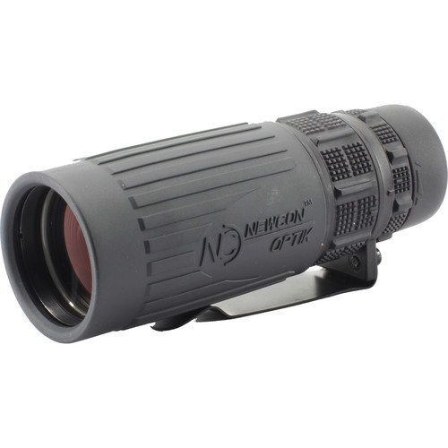 Newcon Optik Spotter M 8x42 Handheld Spotting Scope (Straight Viewing, Mil-Dot Reticle)