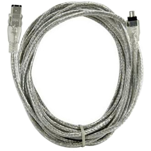 NewerTech FireWire 400 4-Pin to 6-Pin Cable (13')