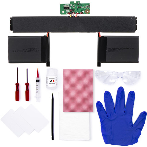 """NewerTech 74W NuPower Battery Replacement Kit for 13"""" MacBook Pro Retina (Late 2012 to Early 2013)"""