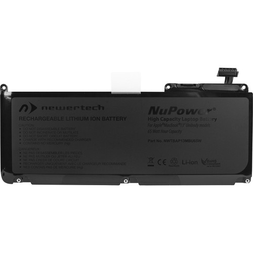 "NewerTech NuPower Replacement Battery for MacBook 13"", Late 2009 to Mid 2010"