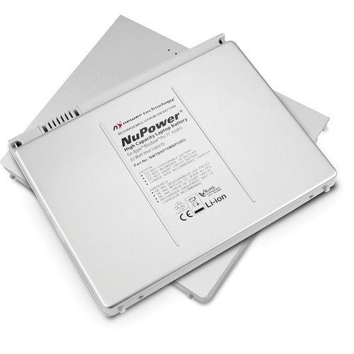 "NewerTech NuPower Replacement Battery for MacBook Pro 15"", Early 2006 to Early 2008"