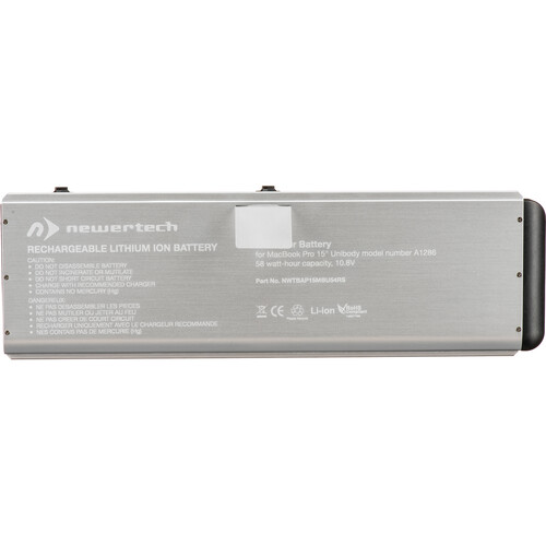 "NewerTech NuPower Replacement Battery for MacBook Pro 15"", Late 2008 & Early 2009"