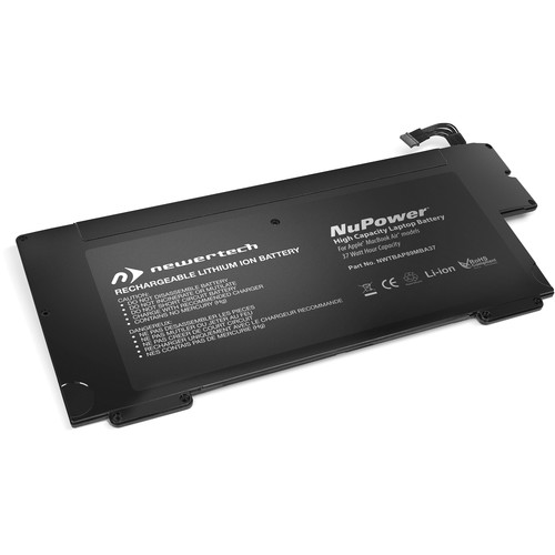NewerTech NuPower Replacement Battery for MacBook Air, 2008 to 2009